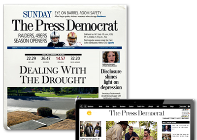 The Press Democrat