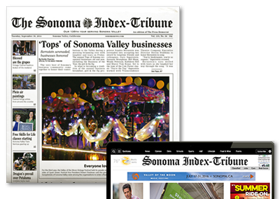 Sonoma Index-Tribune